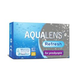 Aqulens Refresh for presbyopia