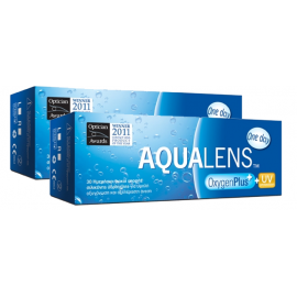 Aqualens Oxygen plus one day X 2
