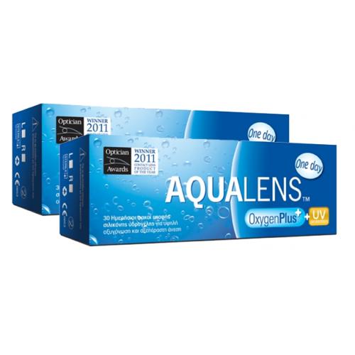 Aqualens Oxygen plus one day X 2