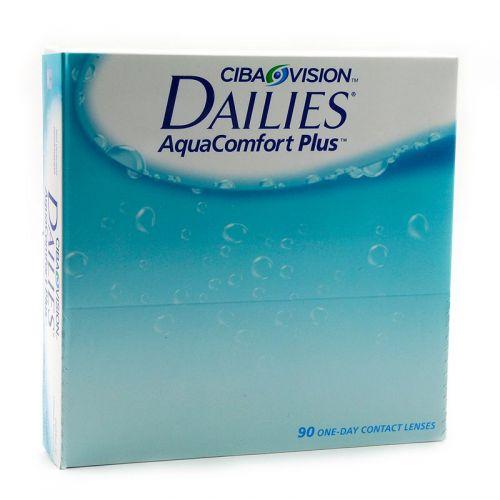 Focus Dailies aquacomfort plus 90pack