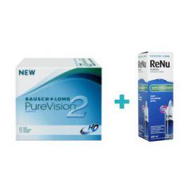 PureVision 2 HD+Renu