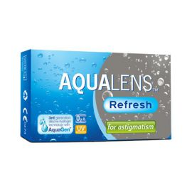 Aqualens resfresh for Astigmatism