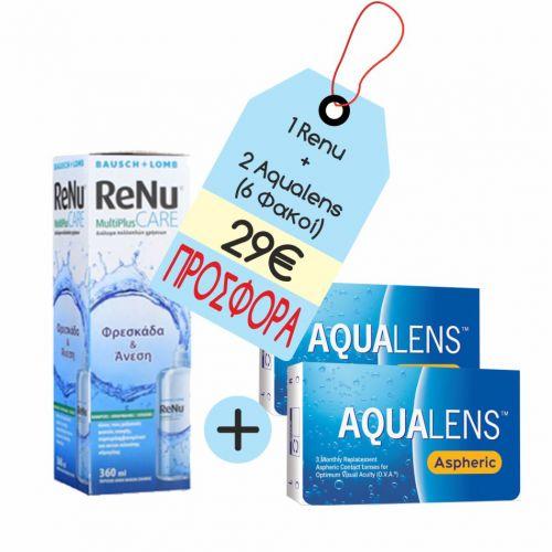 Aqualens Aspheric X2 + RENU